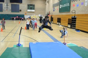 Lower School Students Jump Rope, Limbo and Raise Money for American Heart Association