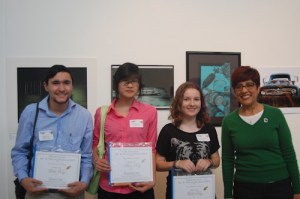 [Updated] Two Students Receive National Awards in Scholastic Art and Writing Contest