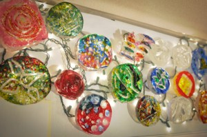 Middle School Art Students Showcase Unique Styles in Annual Art Show at Saratoga Campus