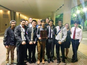 New Alums Make History at National Forensic League Tournament; Grab Highest Honor Ever for Harker