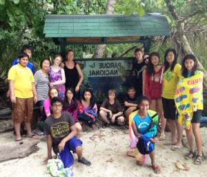 Middle School Spanish Students Visit Costa Rica on Spanish Immersion Trip