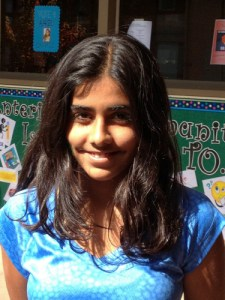 Grade 8 Student Organizes Meaningful Middle School Celebration in Honor of Day of the Girl