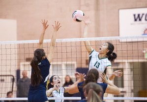 Girls Volleyball Team Wraps Up Season with Tough Playoff Loss