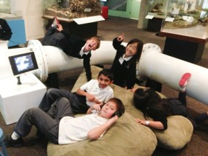 California History Explored During Grade 3 Field Trip to Oakland Museum