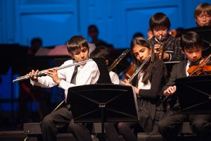Winter Concert Features Diverse Talents of Lower School Orchestra and Jazz Musicians