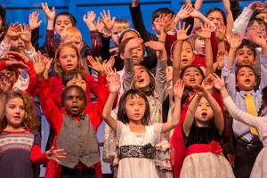 "Grade 1 Holiday Show Celebrates ""Our Favorite Time of Year"" With Seasonal Tunes"