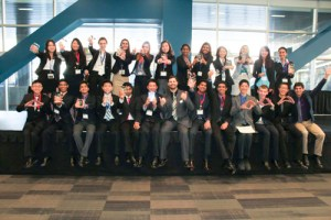 DECA Chapter Attends Career Development Conference, Students Take Top Spots