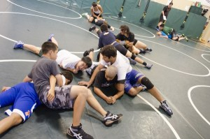 Wrestling Just One of Many Summer Sports Camps– Each Designed for Many Skill Levels