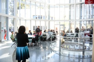 Siemens and Intel Participants Honored at Special Lunch Reception