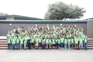 Grade 6 Students Celebrate Year's End with Fun-Filled Outing to Santa Cruz Boardwalk