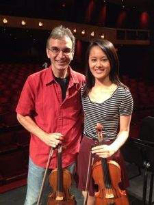 Rising Senior Playing with National Youth Orchestra at Carnegie Hall this Summer