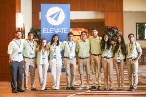 Harker DECA Receives Award for Best Project Model at DECA Emerging Leader Summit