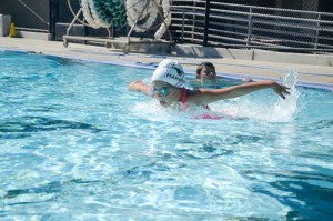 Summer Swim School Caters to Variety of Swimmers