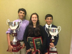 Debaters Make Their Mark at Two Tournaments, Earn Bids for Tournament of Champions