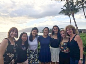 Journalism Students Head to Hawaii to Boost Their Skills