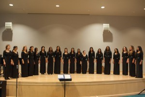 Upper School Singers Shed Light at 'Ad Amore'