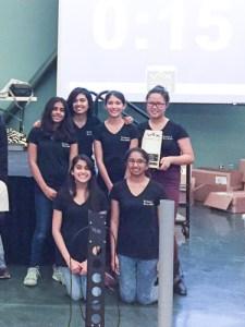 Infinities Robotics Team Wins Championship at Central Valley VEX Robotics Challenge
