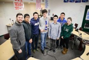 Harker Students Win Big in Western Region in DECA Stock Market Game
