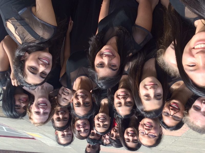 Upper School's Bel Canto Excels at CMEA Choral Festival