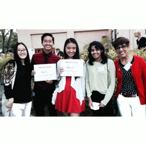 Four Honored at Museums of Los Gatos High School Art Exhibition