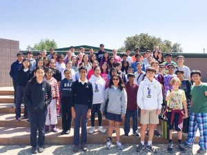 Middle School Students Earn Awards for National Latin Exam
