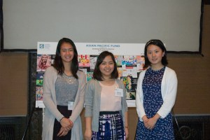 Three Celebrated for Art and Essay in Growing Up Asian in America Contest