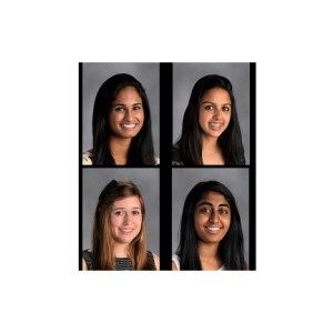 Four Girls Named to Lacrosse Academic All-American Team