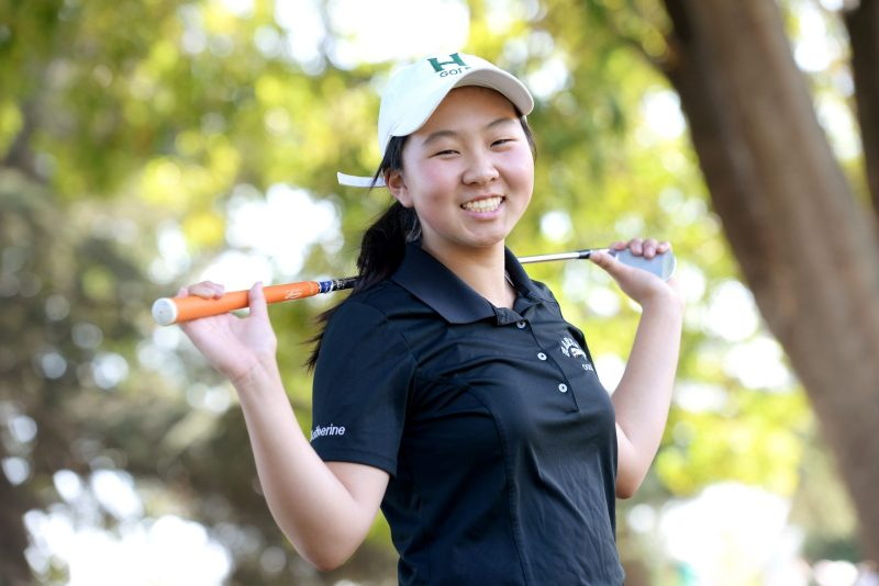 Sophomore Golfer Earns Top Spot at AJGA Tourney