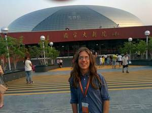 Student Pianist Attends Camp in Beijing