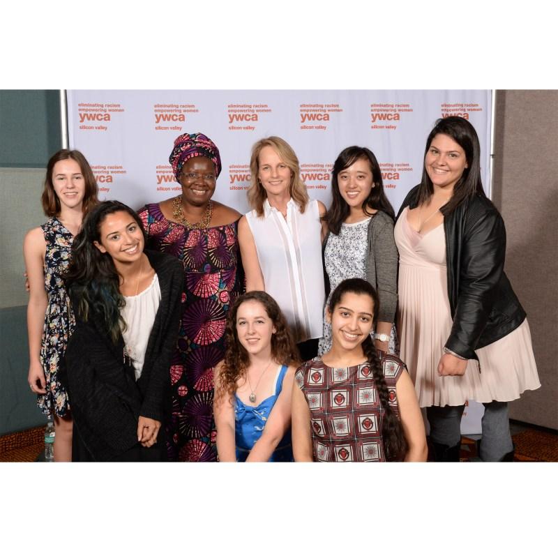 Seniors Attend Inspiring YWCA Luncheon Celebrating Women's Empowerment