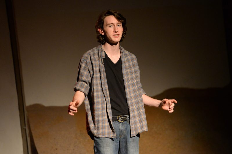 Harker Conservatory Produces Powerful, Experimental 'Laramie Project'