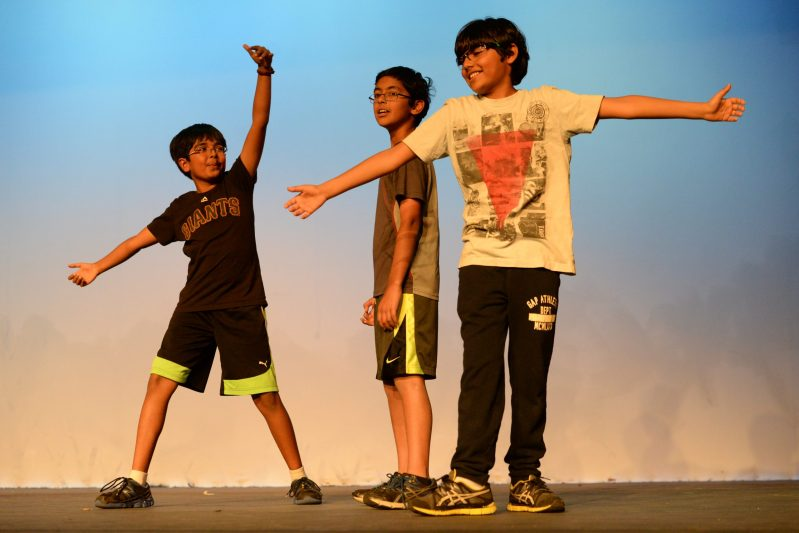 Middle School Brings Pair of Plays to Fall Theater Season