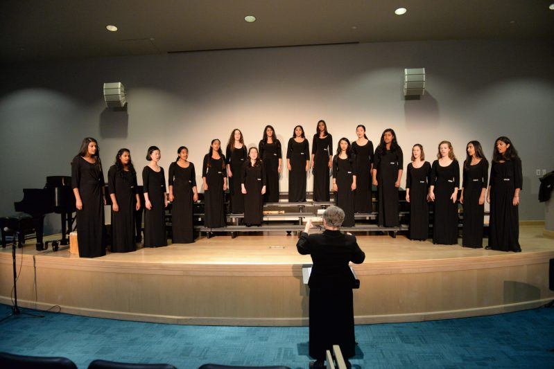 Fall Choral Concert Celebrates Multicultural North American Musical Traditions