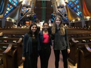 Nearly a Dozen Sing in Regional Honor Choirs