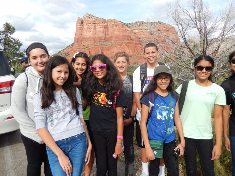 Middle School Trips Provide Students with Educational Adventures Outside the Classroom