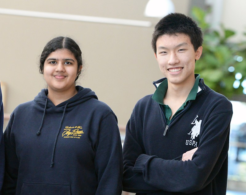 Students' Research Project Published on Top Science Publication's Website