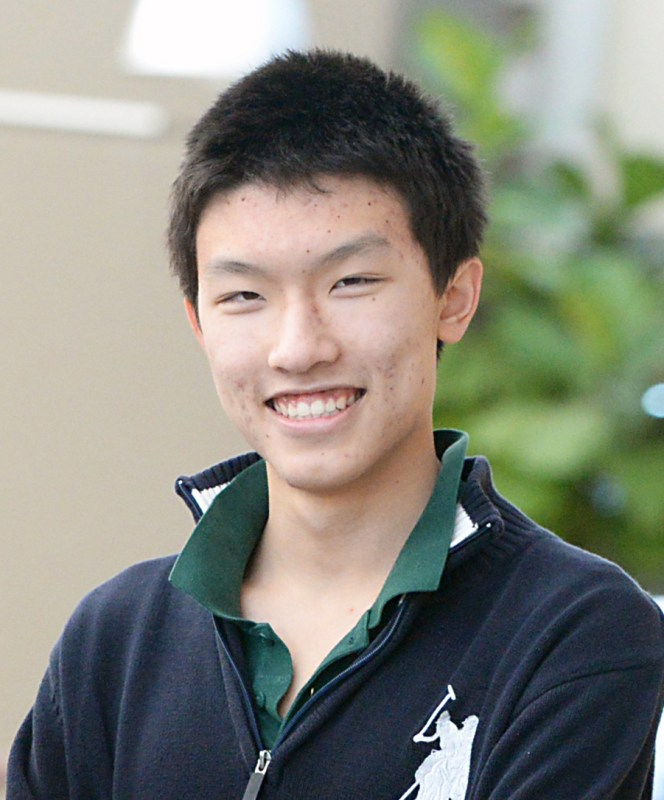 [UPDATED] Senior Jonathan Ma Named Intel Science Talent Search Finalist