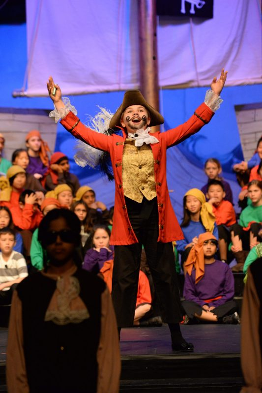 Grade 5 Sets Sail at Performance of 'Pirates! The Musical'
