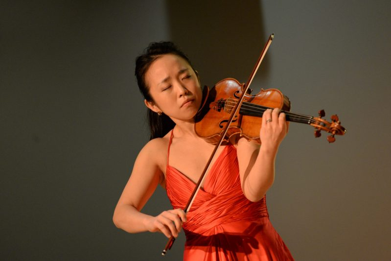 Violinist Jessica Lee Showcases Complex, Diverse Works at Harker Concert Series