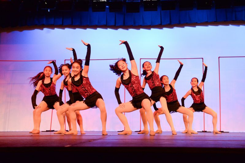 Middle School Dancers Strut Their Stuff at Dance Jamz