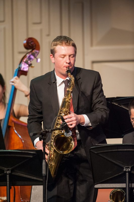Evening of Jazz Showcases Talents, Delights Audience