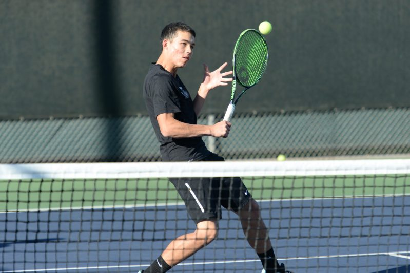 Boys Golf and Tennis Teams Fight Hard at Prestigious Tournaments, Swimmers Qualify for CCS