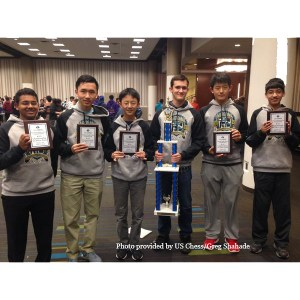Harker Students Win Individual and Team National Chess Championships