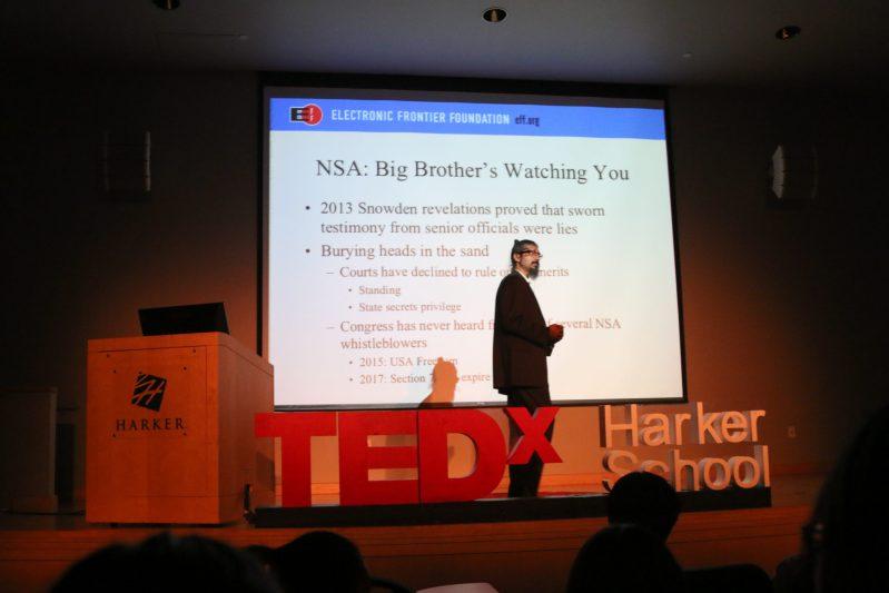TEDxHarkerSchool hosts annual event to inspire students