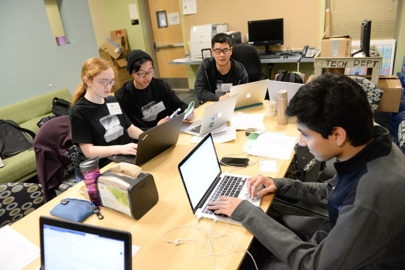 Harker Programming Invitational attracts Bay Area coding enthusiasts