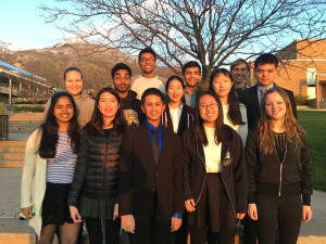 Speech and debate students excel at championships