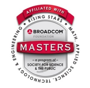 [UPDATED] Student Brian Chen named Broadcom MASTERS finalist