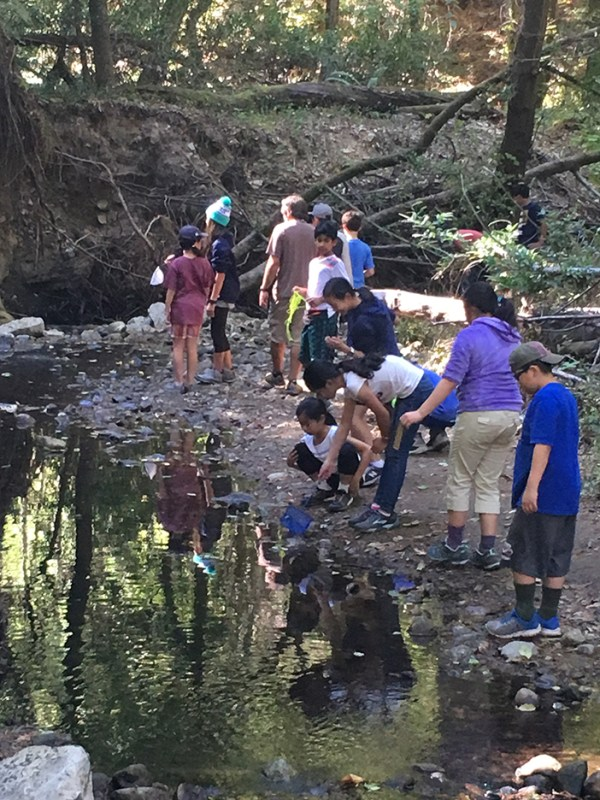 Grade 6 students see California's natural wonders on annual trip