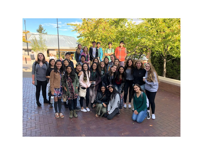 Upper school students deepen understanding of the Bard at Oregon Shakespeare Festival