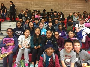 Middle schoolers earn high placings at Ludi Novembres
